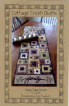 Family Table Runner Pattern
