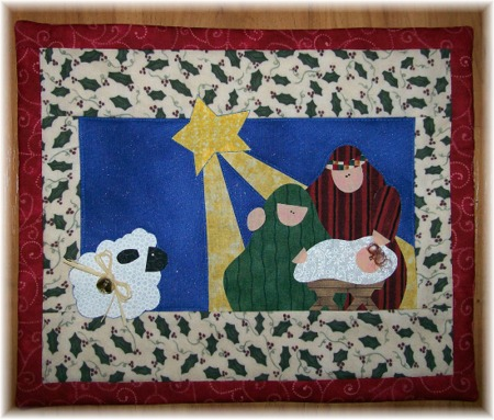 Nativity quilt Craft Supplies | Bizrate